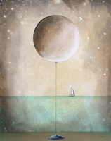 High Tide Fine Art Print