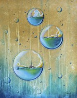 Traveling in Circles by Cindy Thornton - various sizes - $18.99
