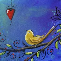 Song Bird III by Cindy Thornton - various sizes