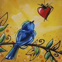Song Bird IV by Cindy Thornton - various sizes