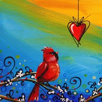 Song Bird V by Cindy Thornton - various sizes
