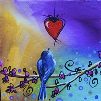 Song Bird VI Fine Art Print
