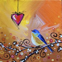 Song Bird VII by Cindy Thornton - various sizes