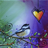 Song Bird VIII by Cindy Thornton - various sizes