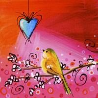 Song Bird IX Fine Art Print