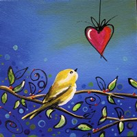 Song Bird X by Cindy Thornton - various sizes