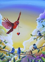This Heart Of Mine by Cindy Thornton - various sizes