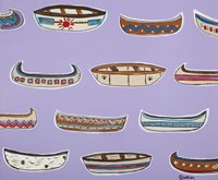 Can you Canoe by Brian Nash - various sizes - $31.49