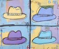 Hats by Brian Nash - various sizes