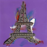 Eiffel Tower by Brian Nash - various sizes