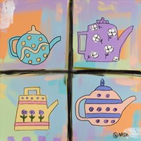 Tea Pots by Brian Nash - various sizes - $34.99