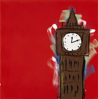 Big Ben by Brian Nash - various sizes, FulcrumGallery.com brand