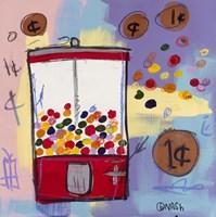 Gum Balls by Brian Nash - various sizes