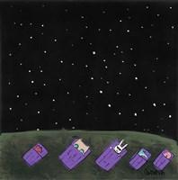 Under the Stars Fine Art Print