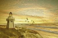 Pacific Sunset 6 Fine Art Print