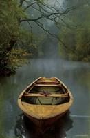 The Old Lake Fine Art Print