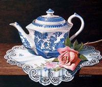 Tea Time by Dempsey Essick - various sizes - $12.99