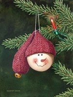 Christmas Smile by Dempsey Essick - various sizes