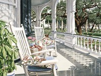 View From the Veranda by Dempsey Essick - various sizes