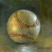 Baseball 8 by Hall Groat II - various sizes