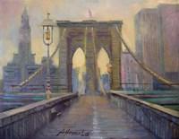 Brooklyn Bridge by Hall Groat II - various sizes