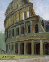 Roman Colosseum Fine Art Print