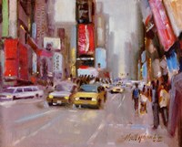 Times Square by Hall Groat II - various sizes