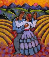 Harvest Waltz by Jim Dryden - various sizes