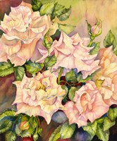 Florida Roses by Joanne Porter - various sizes