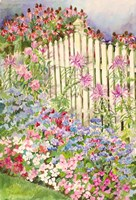 Picket Fence by Joanne Porter - various sizes
