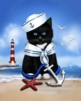 Sailor Boy Fine Art Print