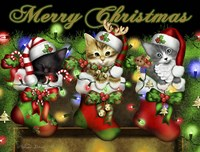 Purrfect Stocking Stuffers by Melissa Dawn - various sizes