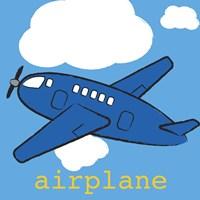 Airplane Fine Art Print