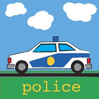 Police Fine Art Print