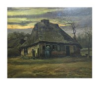 The Cottage Fine Art Print