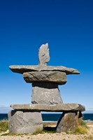 First Nations, Inukshuk by Michael DeFreitas - various sizes