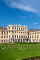 Schonbrunn Palace, Garden Fine Art Print
