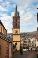 Gothic Church Tower by Lisa S. Engelbrecht - various sizes - $24.49