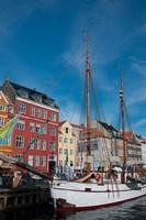 Sailboats, Denmark by Inger Hogstrom - various sizes