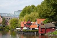 Tivoli Gardens, Copenhagen, Denmark by Inger Hogstrom - various sizes