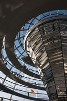Reichstag, Berlin, Germany by Inger Hogstrom - various sizes