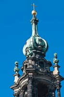 The Hofkirche (Church of the Court) Dresden, Germany by Michael DeFreitas - various sizes