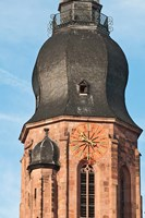 Church of the Holy Ghost, Old Town Heidelberg by Michael DeFreitas - various sizes