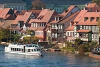 Tour Boat in Little Venice by Michael DeFreitas - various sizes