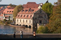 Obere Brucke, Little Venice, Germany by Michael DeFreitas - various sizes