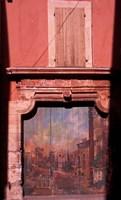 Roussillon Door, Luberon Fine Art Print