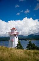 Woody Point Lighthouse Fine Art Print