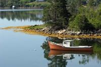 Lobster Boat, Canada Fine Art Print