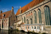 Historic Brugge, Belgium Fine Art Print