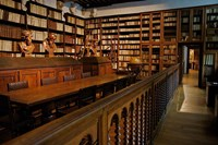 Great Library, Plantin-Moretus Museum Fine Art Print